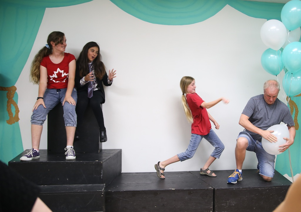 drama improvisation This improvisation game is great for students who are brand-new to improvisation  it focuses on students going with the flow and joining in the.
